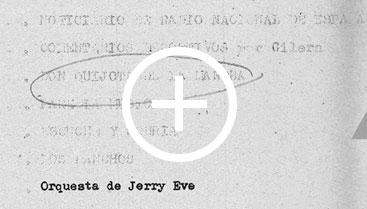 El Quijote en la guía de programación de la SER en 1955