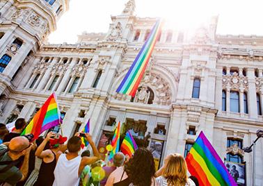 La ley que eliminó el delito de homosexualidad
