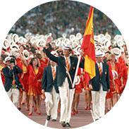 Cuatro décadas de gloria en el deporte español