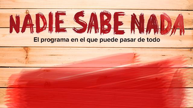Nadie Sabe Nada: Samantondas (02/11/2019)