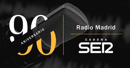 Aniversario de Radio Madrid: 90 años, 90 voces