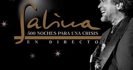 Joaquín Sabina, '500 Noches para una crisis'