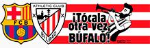 Barcelona - Athletic de Bilbao - Tócala otra vez, búfalo