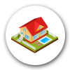 Cáceres, seis casas totalmente equipadas - 114.000 m2 - 490.000 euros
