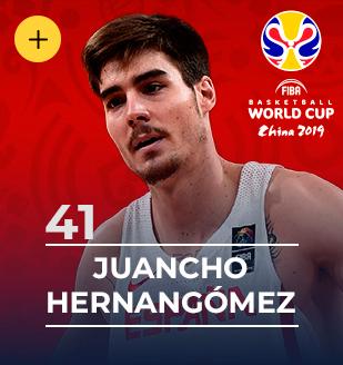 Juancho Hernangómez
