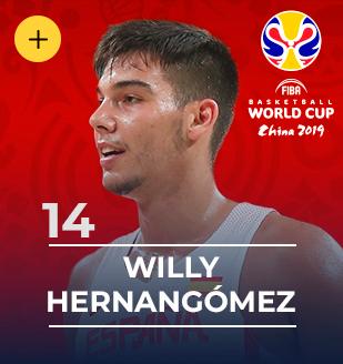 Willy Hernangómez